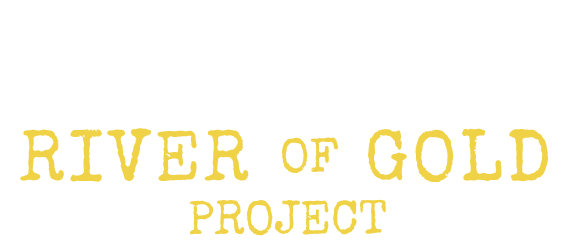 River of Gold Project Logo